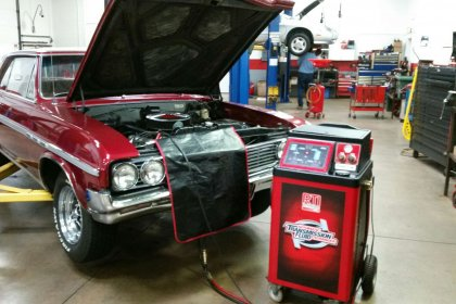 check transmission fluid